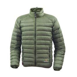 Pánská bunda Warmpeace Drake Velikost: S / Barva: zelená