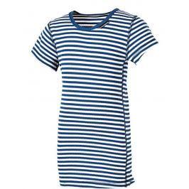 Dětské funkční triko Progress DT MLs NKRD 26CC Dětská velikost: 152 / Barva: modrá/bíla