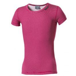 Dětské funkční triko Progress DT MS NKRD 26CF Dětská velikost: 164 / Barva: růžová