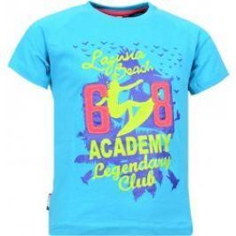Dětské triko Loap Padi Velikost: 98 / Barva: světle modrá