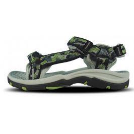 Dámské Sandály Trimm Indy II Velikost bot: 40 / Barva: grey/green