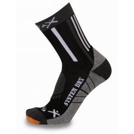 Ponožky Sherpax Everest Velikost: 30-34 / Barva: černá