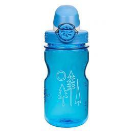 Dětská láhev Nalgene OTF Kids 12oz 350 ml Barva: modrá
