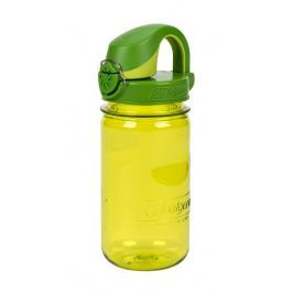 Dětská láhev Nalgene OTF Kids 12oz 350 ml Barva: světle zelená