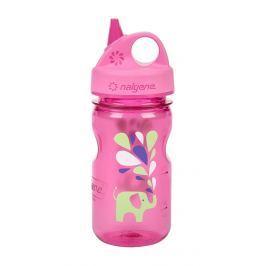 Dětská láhev Nalgene Grip 'n Gulp Barva: světle růžová