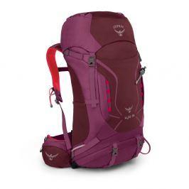 Dámský batoh Osprey Kyte 36 Velikost zad batohu: S/M / Barva: fialová