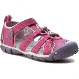 Dětské sandály Keen Seacamp II CNX JR Dětské velikosti bot: 32/33 (1) / Barva: fialová