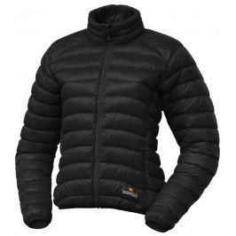 Dámská bunda Warmpeace Swan Lady Velikost: XXL / Barva: černá