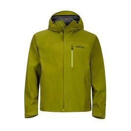 Pánská bunda Marmot Minimalist Jacket Velikost: S / Barva: khaki