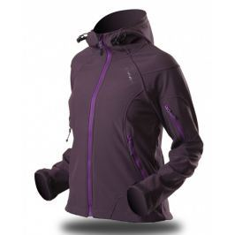 Dámská Bunda Trimm Brenda Velikost: XL / Barva: dark purple