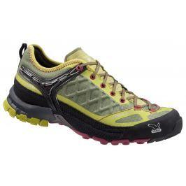 Dámské boty Salewa Firetail Evo GTX WS Velikost bot: 38 / Barva: basilico/snakeberry