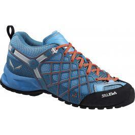 Dámské boty Salewa Wildfire Vent WS Velikost bot (EU): 42 / Barva: modrá
