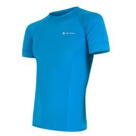 Pánské funkční triko Sensor Coolmax fresh Velikost: M / Barva: modrá