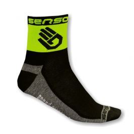 Ponožky Sensor Race Lite Ruka Velikost ponožek (EU) : 43-46 (9-11) / Barva: zelená