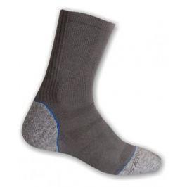 Ponožky Sensor Hiking Bambus Velikost: 43-46 (9/11) / Barva: šedá/modrá
