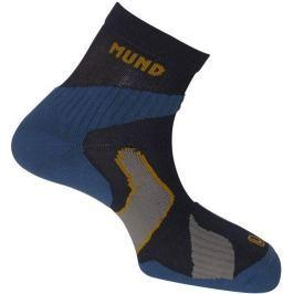 Ponožky Mund Ultra Raid Velikost: M / Barva: modrá