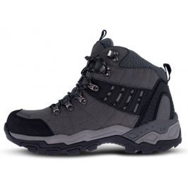 Pánské trekové boty Nordblanc Earth Velikost bot: 41 / Barva: tmavě šedá
