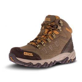 Dámské boty Nordblanc Rugged Lady Velikost bot: 41 / Barva: hnědá