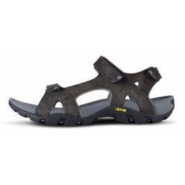 Pánské sandály Nordblanc Martinez Velikost bot: 45 / Barva: černá