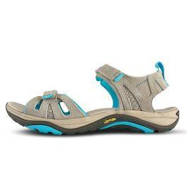 Dámské sandály Nordblanc Kuky Velikost bot: 38 / Barva: sv. béžová
