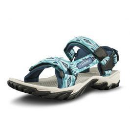 Dámské sandály Nordblanc Voyage NBSS54 Velikost bot: 40 / Barva: modrá
