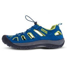 Pánské sandály Nordblanc Orbit NBSS70 Velikost bot: 43 / Barva: modrá
