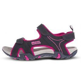 Dámské sandály Nordblanc Slack Velikost bot: 39 / Barva: růžová