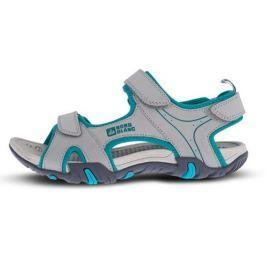 Dámské sandály Nordblanc Slack Velikost bot: 40 / Barva: modrá