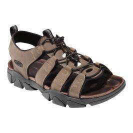 Pánské sandály Keen Daytona M Velikost bot (EU): 44,5 (US 11) / Barva: tmavě hnědá