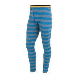 Pánské spodky Sensor Merino Wool Active Velikost: XXL / Barva: modrá/šedá