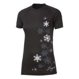 Dámské triko Progress DF NKRZ Print Velikost: XL / Barva: černá