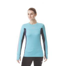 Dámské triko Nordblanc Lovable NBFLF5892 Velikost: XXL (44) / Barva: modrá