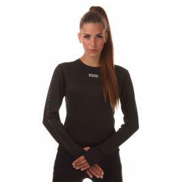 Dámské triko Nordblanc Lovable NBFLF5892 Velikost: XL (42) / Barva: černá