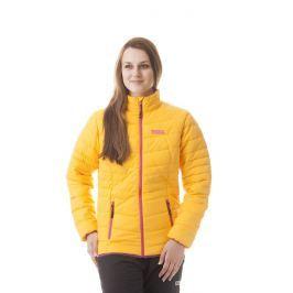 Dámská bunda Nordblanc Futurity Velikost: XL (42) / Barva: žlutá