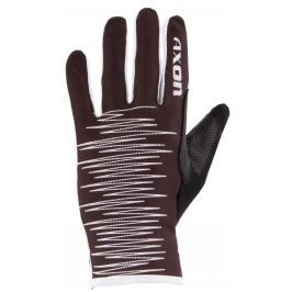Cyklorukavice Axon 504 Velikost: XL / Barva: černá