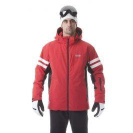 Pánská zimní bunda Nordblanc Prima Velikost: M / Barva: dark red