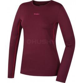 Dámské funkční triko Husky Active Winter dl. rukáv Velikost: M / Barva: fialová