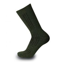 Ponožky Sherpax Kamet Velikost ponožek: 45-47 / Barva: zelená