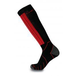 Podkolenky Sherpax K2 P červené Velikost ponožek: 35-38 / Barva: červená