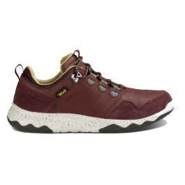 Pánské boty Teva Arrowood Lux WP Velikost bot: 40,5 (8) / Barva: mahogani