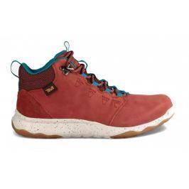 Dámské boty Teva Arrowood Lux Mid WP Velikost bot: 36,5 (5,5) / Barva: picante