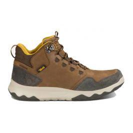 Pánské boty Teva Arrowood Lux Mid WP Velikost bot: 47 (13) / Barva: brown