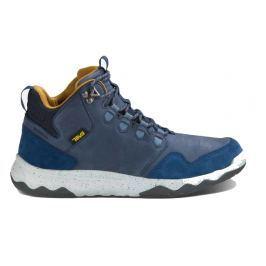 Pánské boty Teva Arrowood Lux Mid WP Velikost: 45,5 (12) / Barva: blue