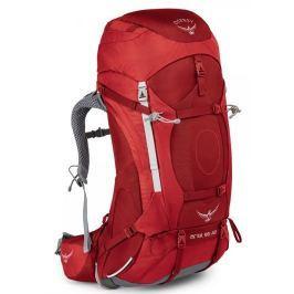 Dámský batoh Osprey Ariel AG 55 Velikost zad batohu: S / Barva: červená