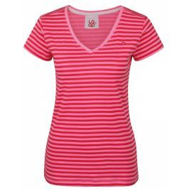 Dámské triko Loap Betana kr. rukáv Velikost: XS / Barva: růžová