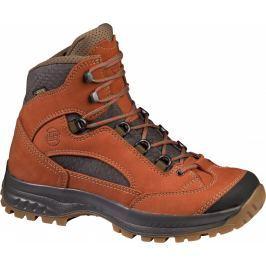 Dámské boty Hanwag Banks II Lady GTX Velikost bot (EU): 37,5 (UK 4,5)/ Barva: oranžová