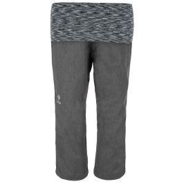 Dámské 3/4 kalhoty Kilpi Tamesis Velikost: XXXL (46) / Barva: šedá