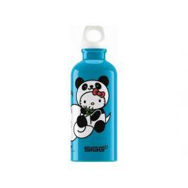 Dětská láhev Sigg Hello Kitty Panda 0,4l Barva: modrá