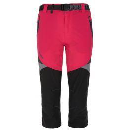 Dámské 3/4 kalhoty Kilpi Terrain-W Velikost: M (38) / Barva: PNK