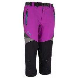 Dámské 3/4 kalhoty Kilpi Terrain-W Velikost: XL (42) / Barva: VLT